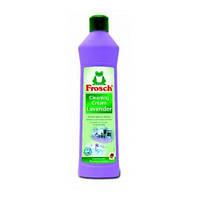 Frosch чистящее молочко на основе мраморной пыли с ароматом лаванды (500 мл.)