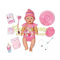 Интерактивный пупс Baby Born  Zapf Creation 822005