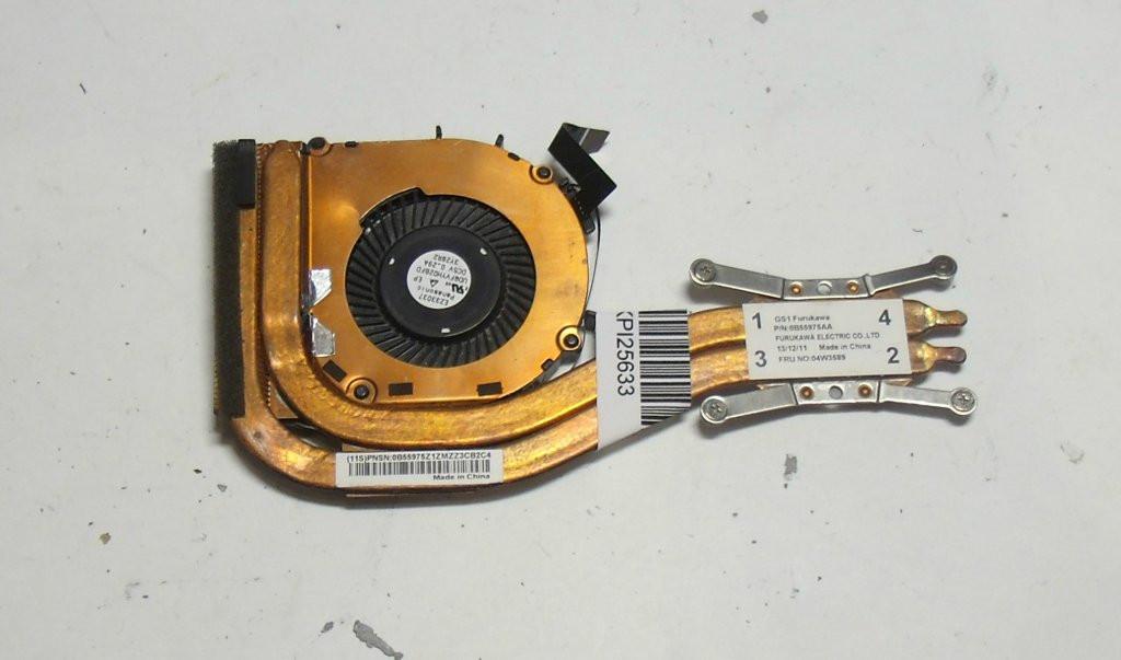 Сист.охл. 04W3589 Lenovo X1 Carbon KPI25633