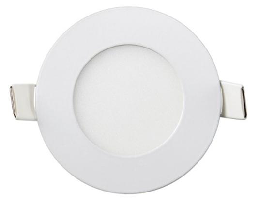 Светодиодный светильник Lezard  6W 6400К (Ø120/Ø107) круглый