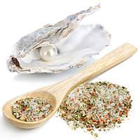 """Приправа """"Морська сіль з овочами, травами і зеленню"""", вага"""