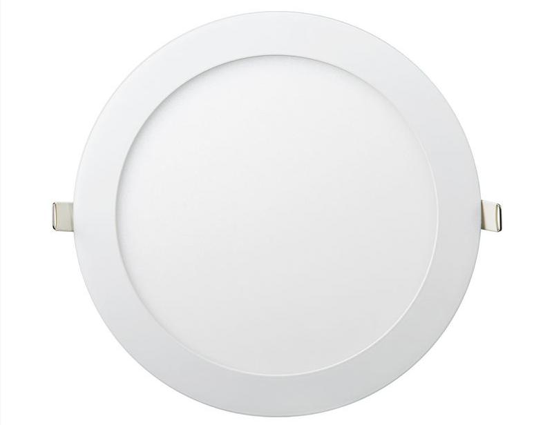 Светодиодный светильник Lezard 9W 6400К (Ø145/Ø132) круглый