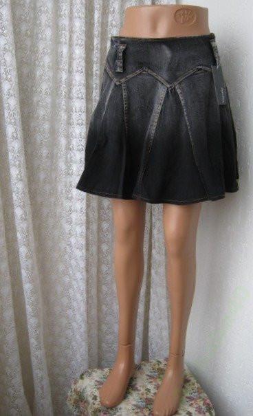 Юбка джинс Xuan р.44-46, фото 1
