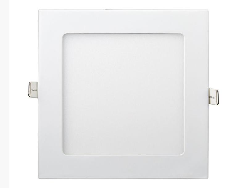 Светодиодный светильник Lezard  12W 6400К (174*174) квадратный