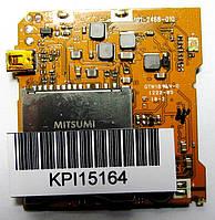 Плата AA155A Fujifilm Finepix AX560 КРІ15164