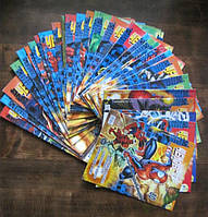 Журнал комикс Человек-паук Marvel 52 шт!