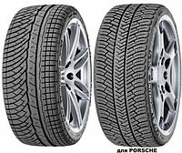 Зимние шины Michelin Pilot Alpin PA4 255/45 R19 104V XL M0