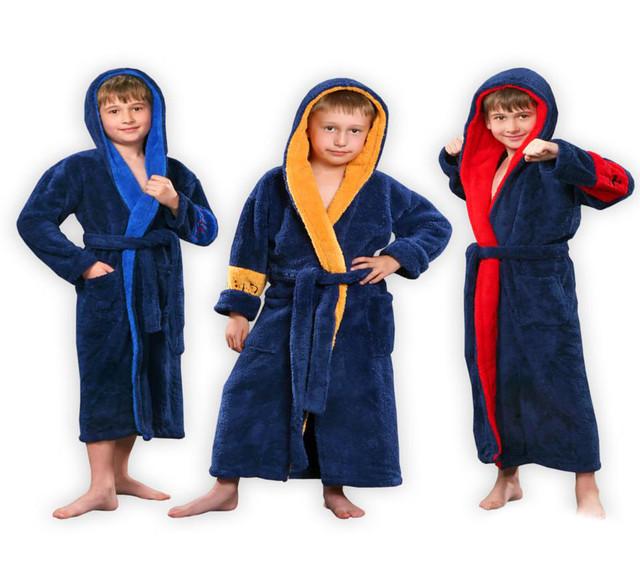 Детские халаты, пижамы для мальчика