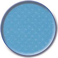 Гидроизолирующая ПВХ пленка -лайнер- Cefil с акриловым лаковым покрытием France - голубой