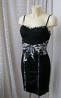 Платье нарядное вечернее Qb vogue р.42 ab4