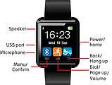 Cмарт-часы U80 Smart Watch Bluetooth, фото 2