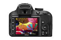 Фотокамера Nikon D3300 Black + AF-S VR DX 18-105