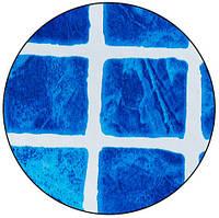 Гидроизолирующая ПВХ пленка -лайнер- Cefil с акриловым лаковым покрытием Gres -мозаика