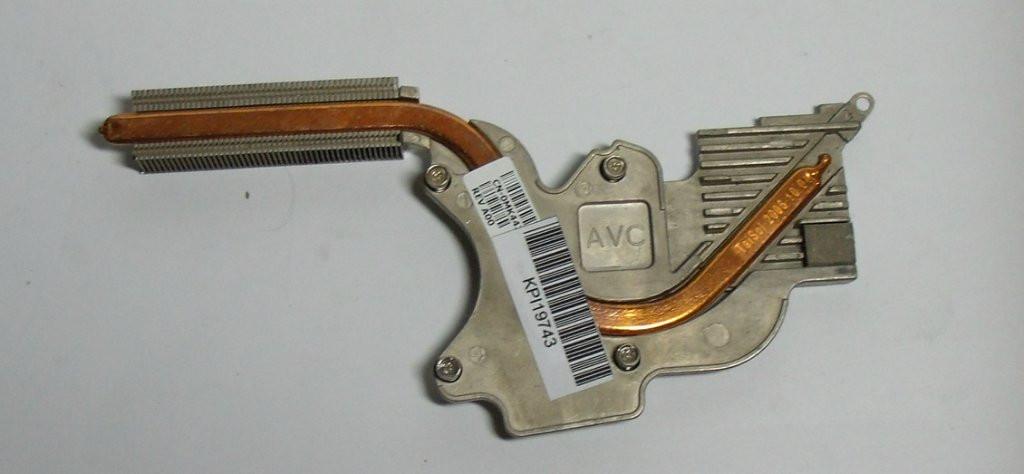 Радиатор 0MK442 Dell Inspiron E1505 6400 КРІ19743