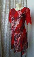 Платье легкое летнее костюм р.42-46