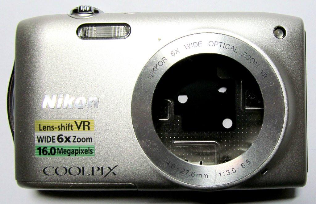 Корпус фотоаппарата Nikon Coolpix S3300 КРІ6432