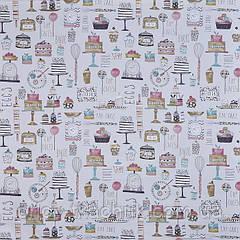 Ткань для штор Eat cake Prestigious Textiles