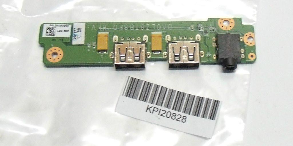 USB+Audio DA0LZ8TB8E0 Lenovo IdeaPad U410 KPI20828