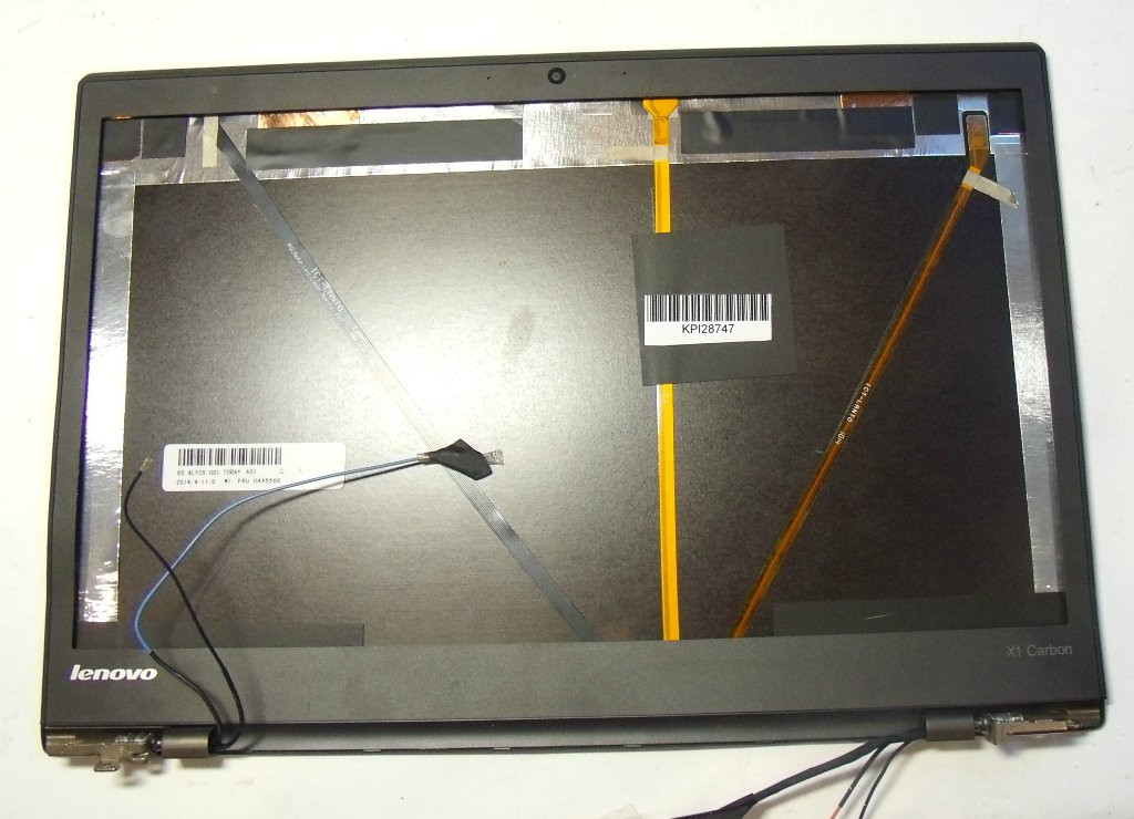 Верхняя часть Lenovo X1 Carbon 2 KPI28747