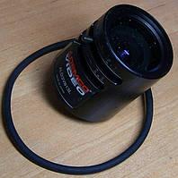 Объектив Ademco 3mm to 8mm  f/1.3