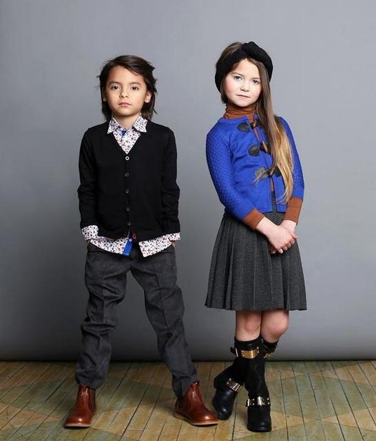 Одежда верхняя детская
