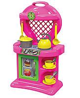 Детская кухня - Игровой набор для девочки Технок 2155