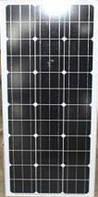 Солнечная панель Solar board 100W 18V 120*54 cm, поликристаллическая солнечная панель