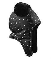 Детская зимняя шапка на флисе Elodie Details - DOT 6-12m