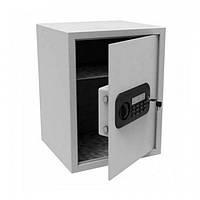 Сейф металлический для документов, денег Арсенал 42E, 420*320*300 мм, кодовый замок, персональный ключ
