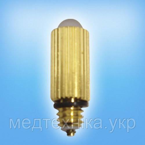 Лампочка HEINE 2.5V X-001.88.059 для ларингоскоп клинков