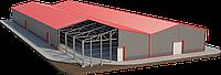 Сооружения из легких металлоконструкций