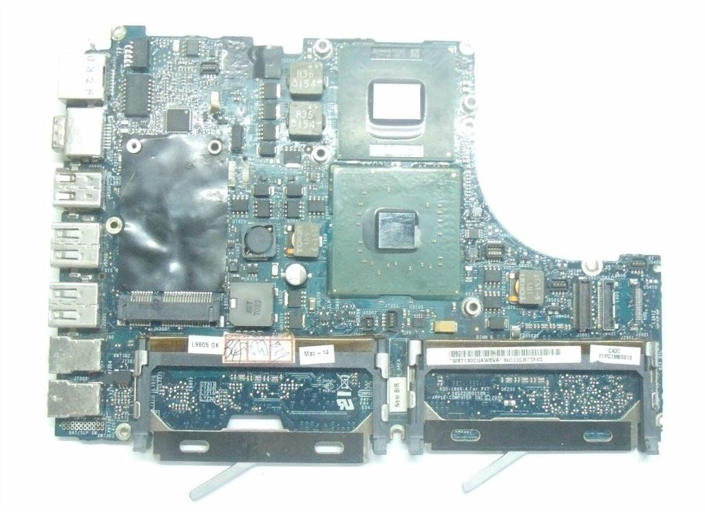 Мат. плата 820-1889-A Apple Macbook A1181 (T7200)