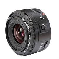 Объектив Yongnuo YN 35 мм F2.0 для Canon