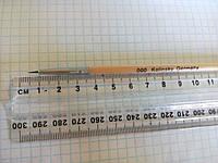 Кисть для росписи Kolinsky 000 колонок