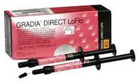 Градия Директ Ло Фло (GRADIA® DIRECT Lo Flo) 2 шприца 1,3 г