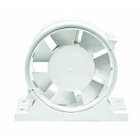 Вентилятор, осевой, канальный, приточно-вытяжной, PRO 4, D 100мм Эра (60-600) шт.