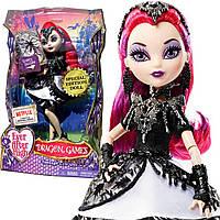 Кукла Ever After high Mattel Мира Шардс Игры Драконов Mira Shards Dragon Games