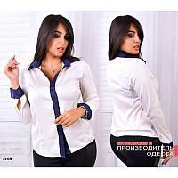 Рубашка R-5168 белый