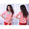 Блуза R-4423 персик