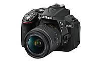 Фотокамера Nikon D5300 Black + AF-P 18-55 VR