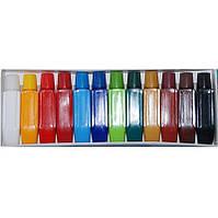 Акриловые краски для ногтей 12шт.