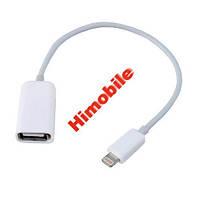 Адаптер переходник с USB на iPhone 5 / iPad mini