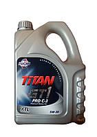 Моторное масло FUCHS TITAN GT1 PRO C-3 5W-30 4L