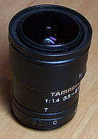 Объектив Tamron 3.5mm to 8mm  f/1.4