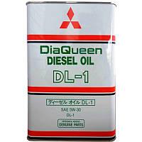 Моторное масло MITSUBISHI DiaQueen Diesel DL-1 5W-30 4L