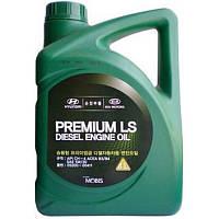 Моторное масло MOBIS Premium LS Diesel 5W-30 4L