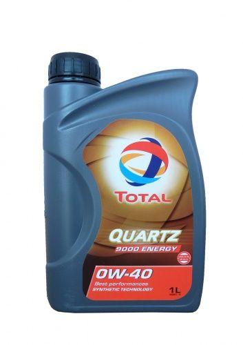 Моторное масло TOTAL Quartz 9000 Energy 0W-40 1L - RonAuto – интернет магазин автотоваров в Киеве