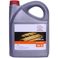 Моторное масло TOYOTA Fuel Economi 5W-30 5L