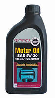 Моторное масло TOYOTA Motor Oil 5W-30 0,946L