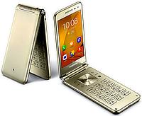В Китае представили смартфон-раскладушку Samsung Galaxy Folder 2 под управлением ОС Android 6.0.1
